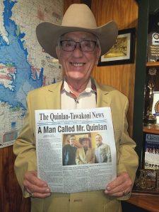 a man called mr quinlan